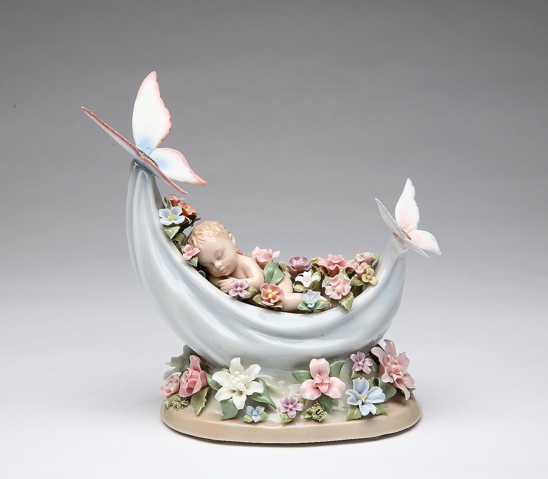 最新情報 Cosmos Gifts 80090 B01FT89T72 Sleeping Gifts Fairy Figurine Musical Figurine B01FT89T72, TSUKASA楽天市場shop:5f4155c3 --- svecha37.ru