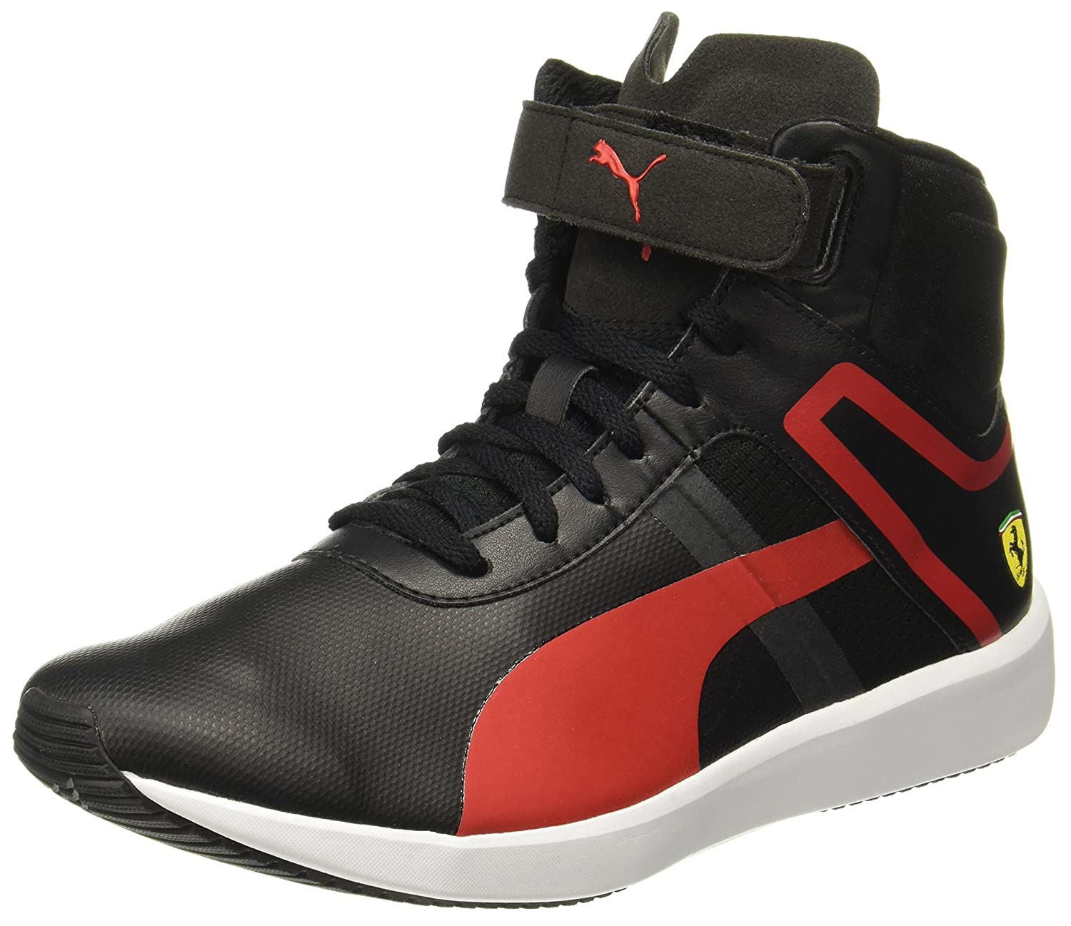 b916a3ac6543ac Puma Men s Sf F116 Boot Sneakers  Buy Online at Low Prices in India -  Amazon.in