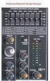 GTD-Audio 16 Channel 4000Watt Professional
