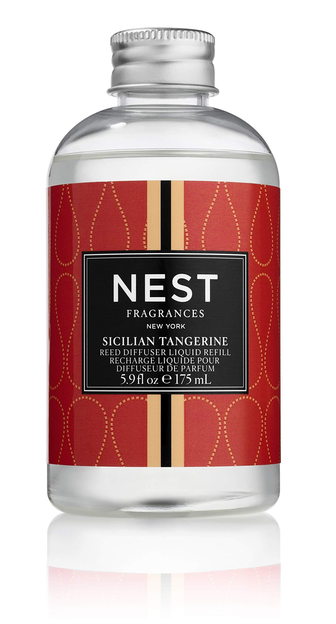 NEST Fragrances Sicilian Tangerine Reed Diffuser Liquid Refill by NEST Fragrances