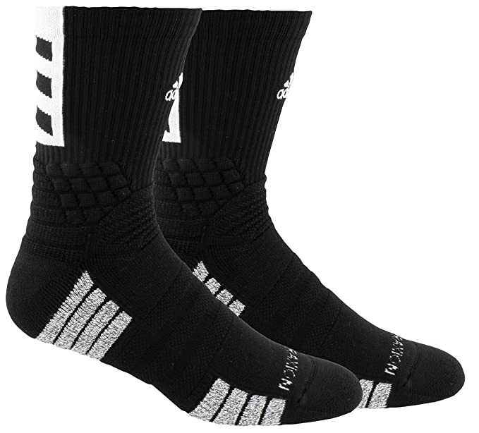 adidas Creator 365 Basketball Crew Socks (1-Pack)