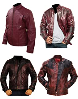 Premium Leather Jackets Star Lord Guardians of Galaxy 2 ...