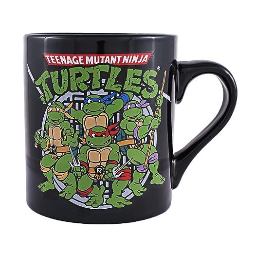 Amazon.com: Silver Buffalo NT1732 Nickelodeon Teenage Mutant ...