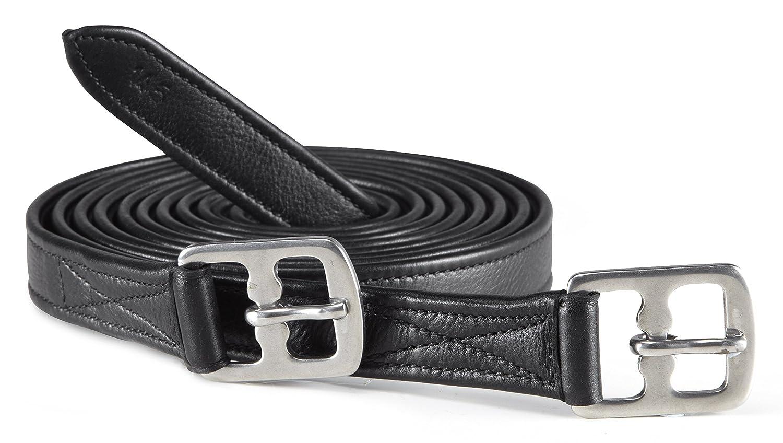 Caldene Anti-Stretch Stirrup Leathers