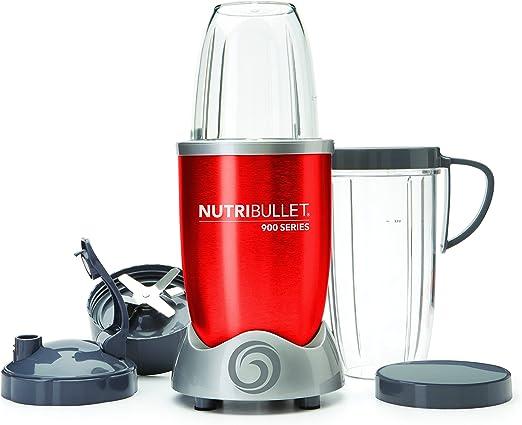 NutriBullet 900 W - Extractor de zumo - [importado, instrucciones ...