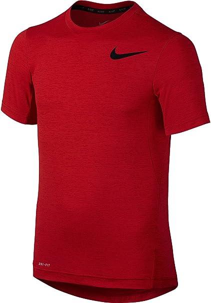 27c6cf9e70 Amazon.com: Nike Boys' Dri-fit Training Shirt (Little Big Kids): Clothing