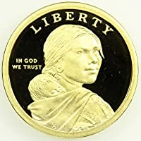 2011 S Sacagawea Native American Gem Proof US Coin Gem Modern Dollar $1 DCAM US Mint