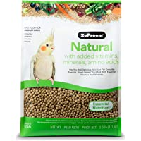 Zupreem 230353 Natural Medium 2 5 Pound