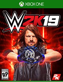 WWE 2K19 (Xbox One): Amazon co uk: PC & Video Games