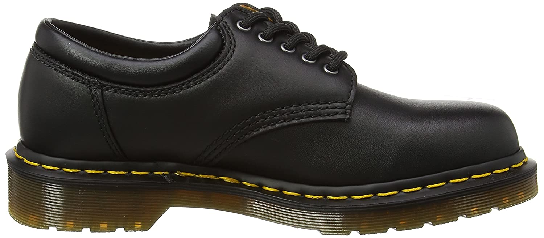 Dr Martens unisex-adult 8053 5 Eye Padded Collar Boot
