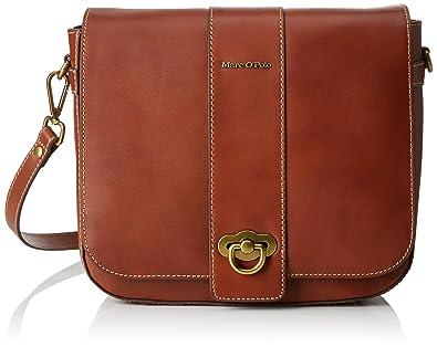 Marc OPolo 81018180801108 - Bolso de hombro de Cuero Mujer, color ...