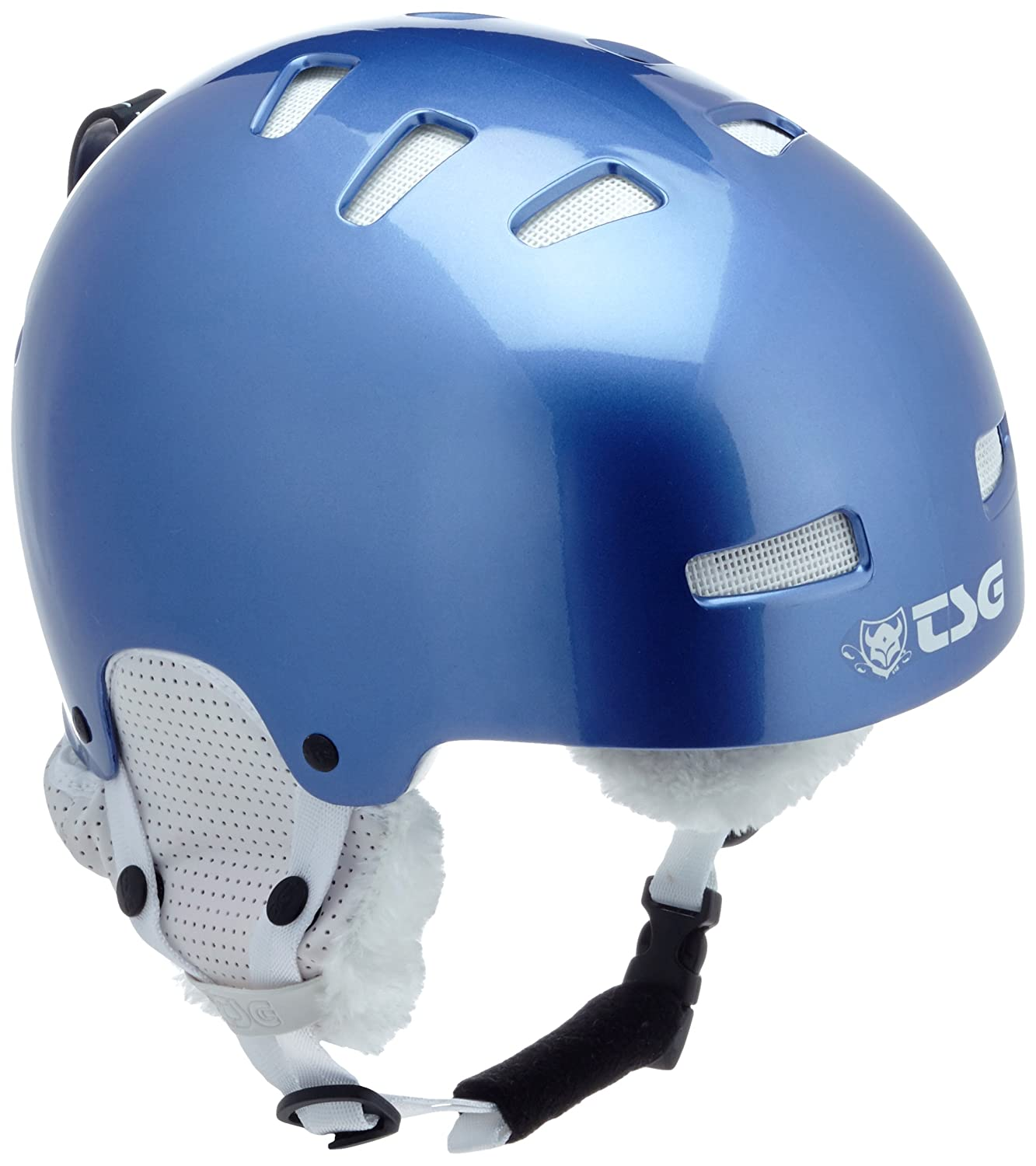 TSG Helm Lotus Solid Color - Casco de esquí: Amazon.es: Deportes y aire libre