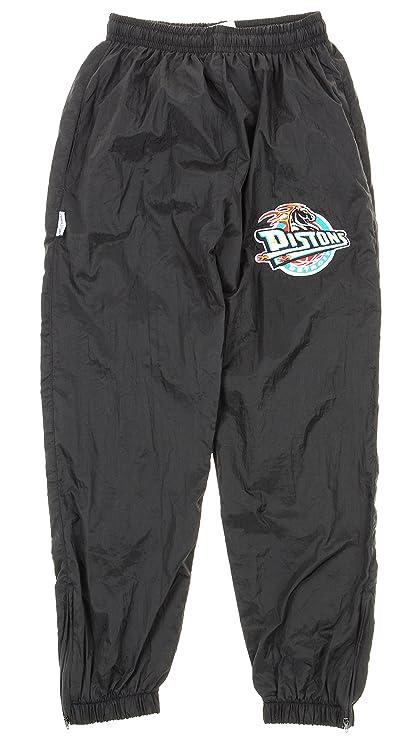 c80a0fa4f Amazon.com : Detroit Pistons NBA Big Boys Youth Retro Crinkle Wind ...