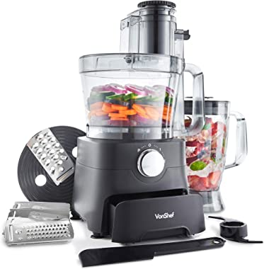 VonShef 1000W Food Processor