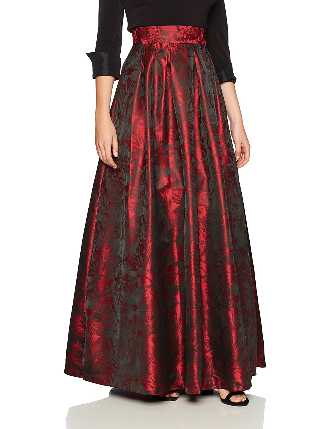 Victorian Clothing, Costumes & 1800s Fashion Jessica Howard Womens Separate Ballgown Skirt $138.00 AT vintagedancer.com