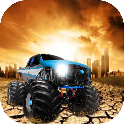 3d monster truck - 3