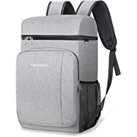 49 Cans Insulated Cooler Backpack, Leakproof Spacious Lightweight Soft Cooler Bag Backpack Cooler with Double Deck for…