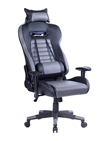 Amazon.com: killbee grande Gaming silla ergonómica ...