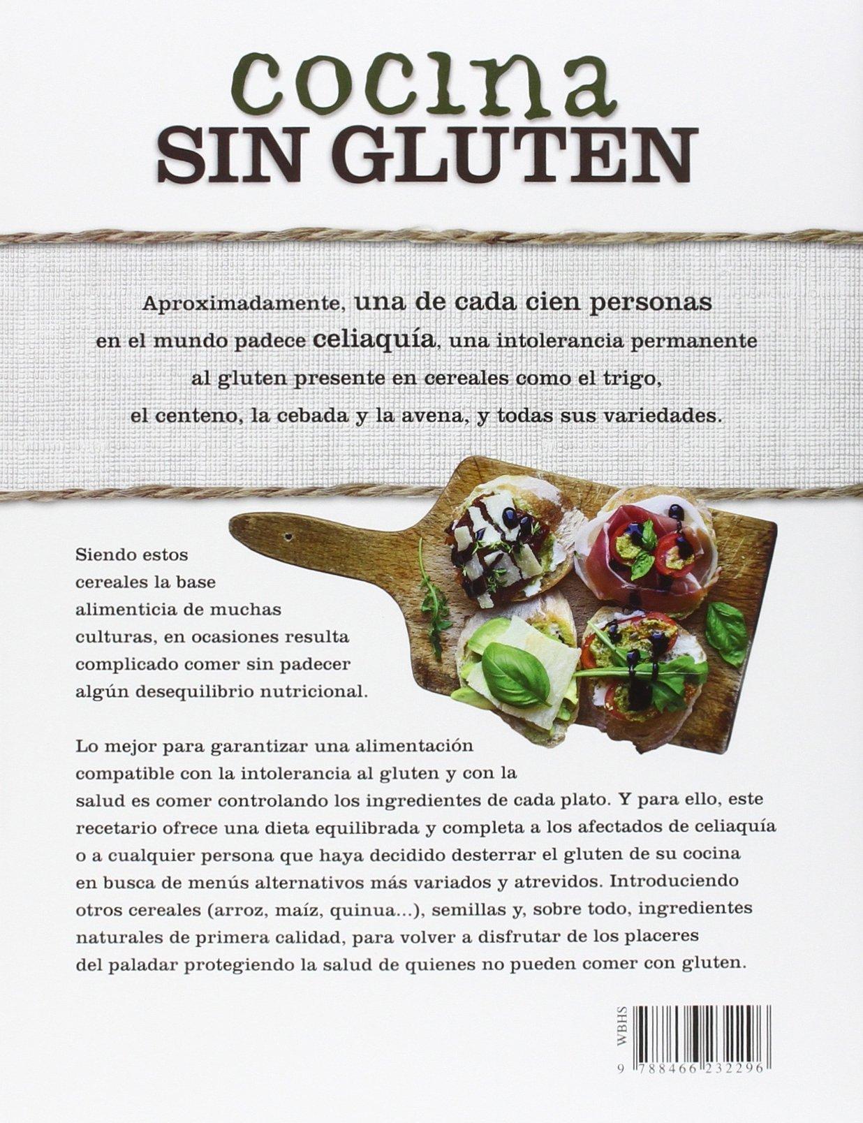 Cocina sin Gluten (Spanish Edition): Nuria Penalva, Libsa ...