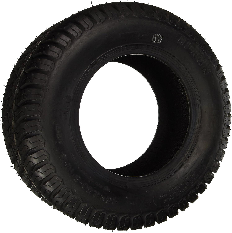 Hi Run Lg Turf Lawn Garden Tire 16 6 50 8 Automotive Amazon Com