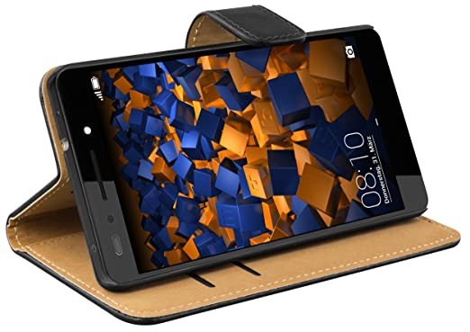 mumbi Tasche im Bookstyle für Huawei Honor 7 / Honor 7 Premium Tasche