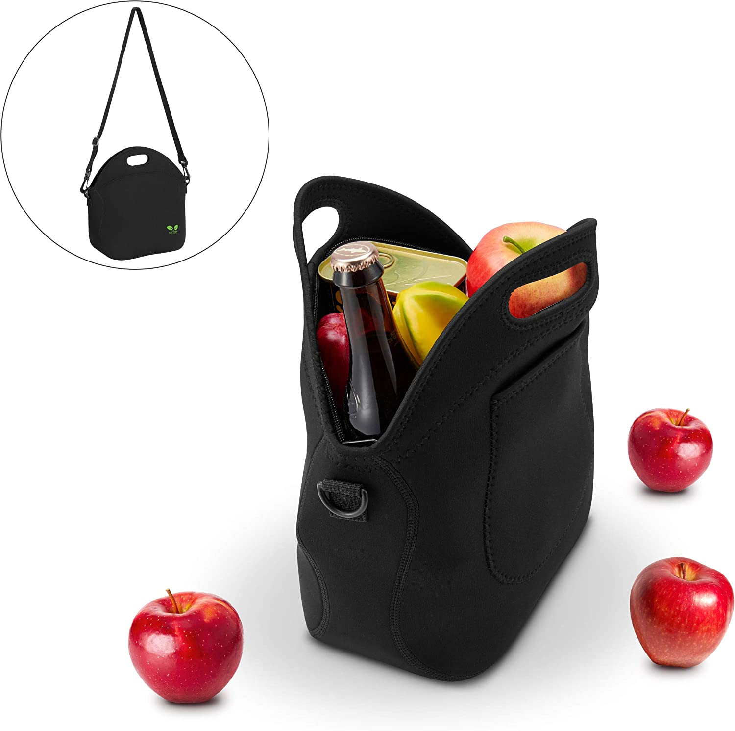 Free Amazon Promo Code 2020 for Neoprene Lunch Tote Washable Lunchbox Bag