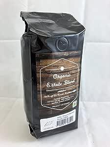 Estate Blend Organic Coffee a full 500G. FREE