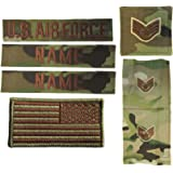 Amazon com: US Air Force Reverse OCP and Spice Brown Flag