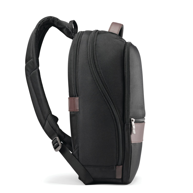 Samsonite Komni Small Backpack, Black/Brown, One Size by Samsonite (Image #5)