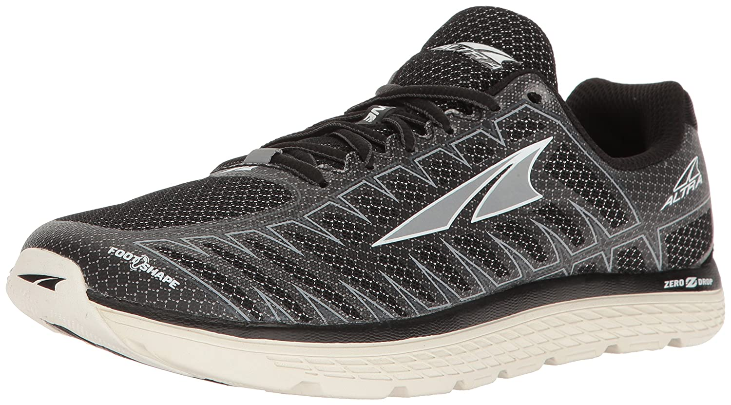 Altra One V3 Women's Road Running Shoe B01MRZVW9B 7.5 B(M) US|Black