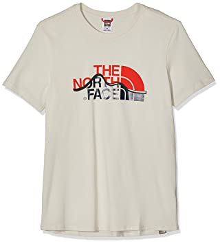 33764ccc42 The North Face Mountain Line T-Shirt Homme: Amazon.fr: Sports et Loisirs