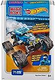 Mega Bloks - 91777 - Jeu De Construction - Hot Wheels - Monster Truck Baja Bone Shaker