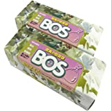 BOS, Amazing Odor-sealing Disposable Bags (400 Bags - 2 Packs of 200) [Size:XS, Color:White]