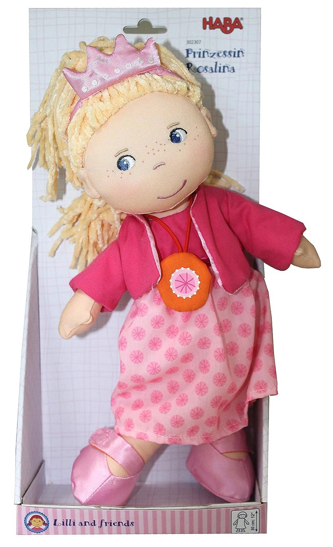 haba poupée princesse rosalina 302307 cadeaux de vacances