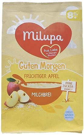 Milupa Guten Morgen Milchbrei Banane 5er Pack 5 X 400 G