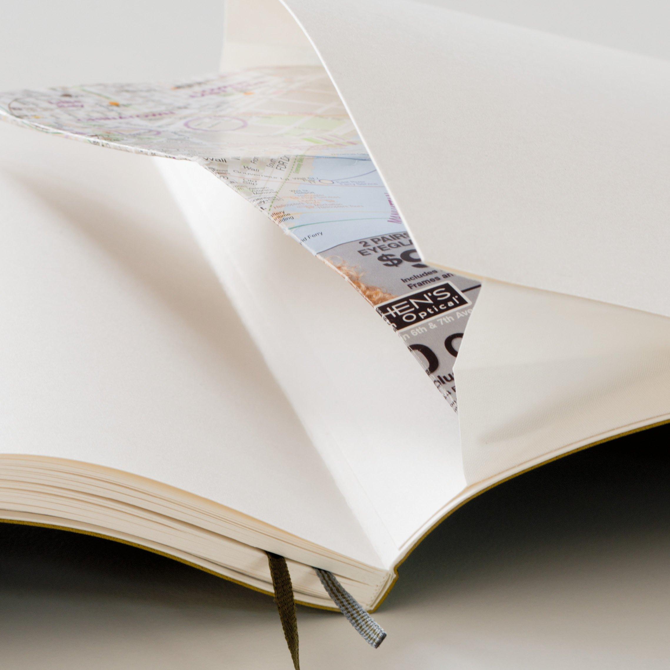 Leuchtturm1917 Medium Size B5 Softcover Notebook Plain Black by LEUCHTTURM1917 (Image #6)