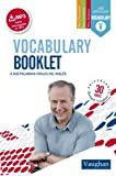 Vocabulary Booklet pocket