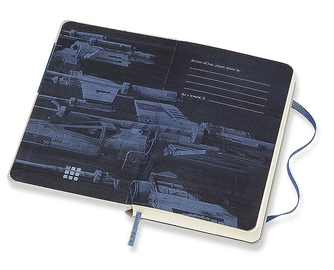 Amazon.com: Moleskine - Agenda diaria de 12 meses de Star ...