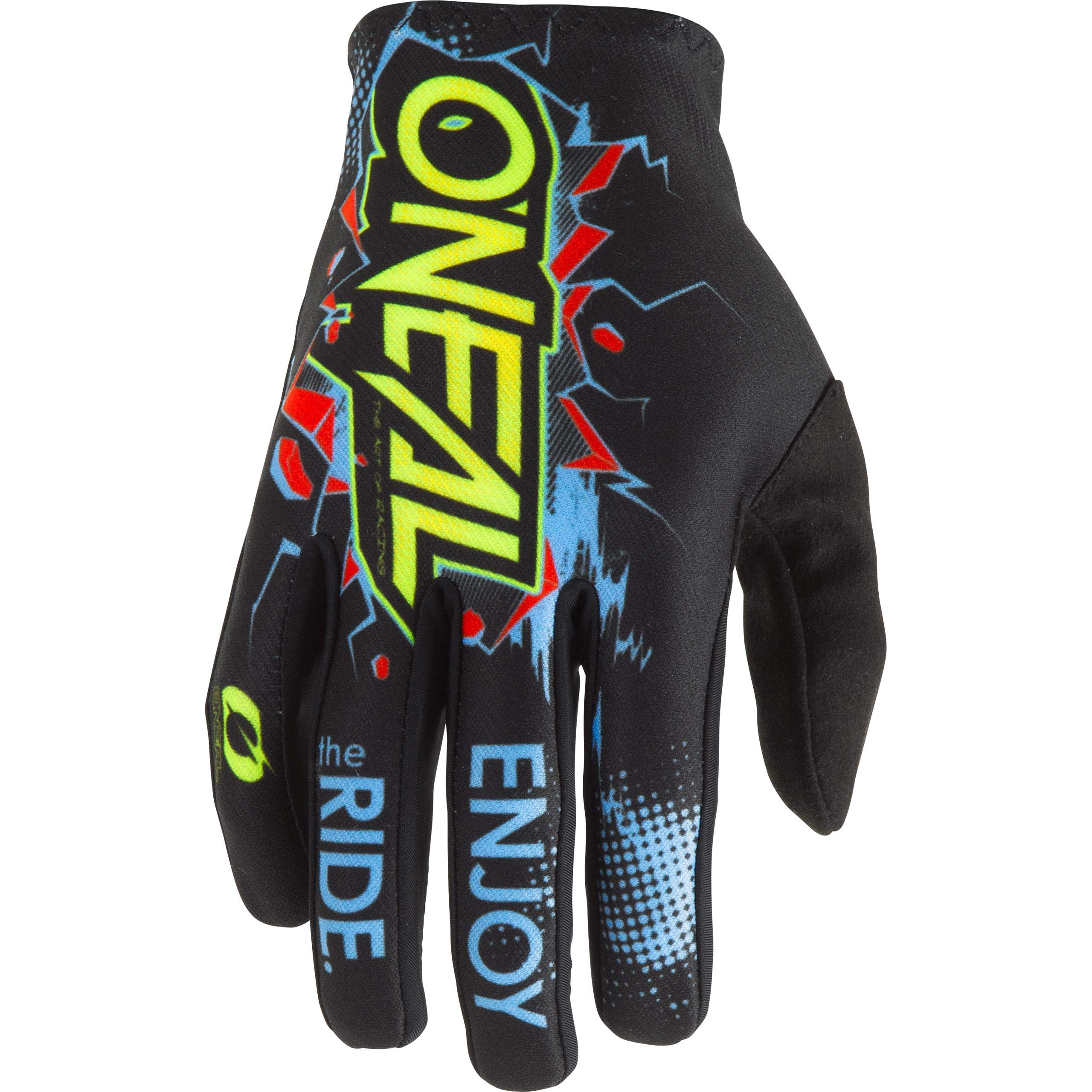 MATRIX Glove VILLAIN black M/8,5