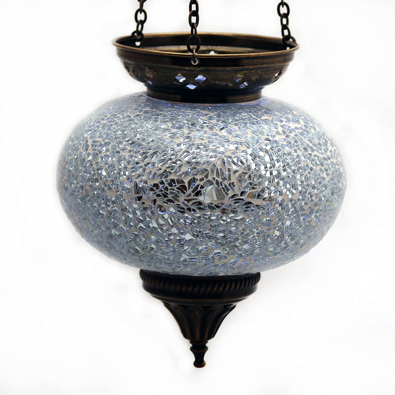 mosaico de viento - Lámpara de techo Luz techo Lámpara de ...