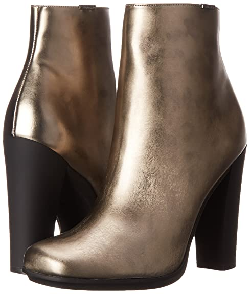 Calvin Klein Women's Raylyn Boot Brass 9.5 B(M) US: Buy Online at Low Prices  in India - Amazon.in