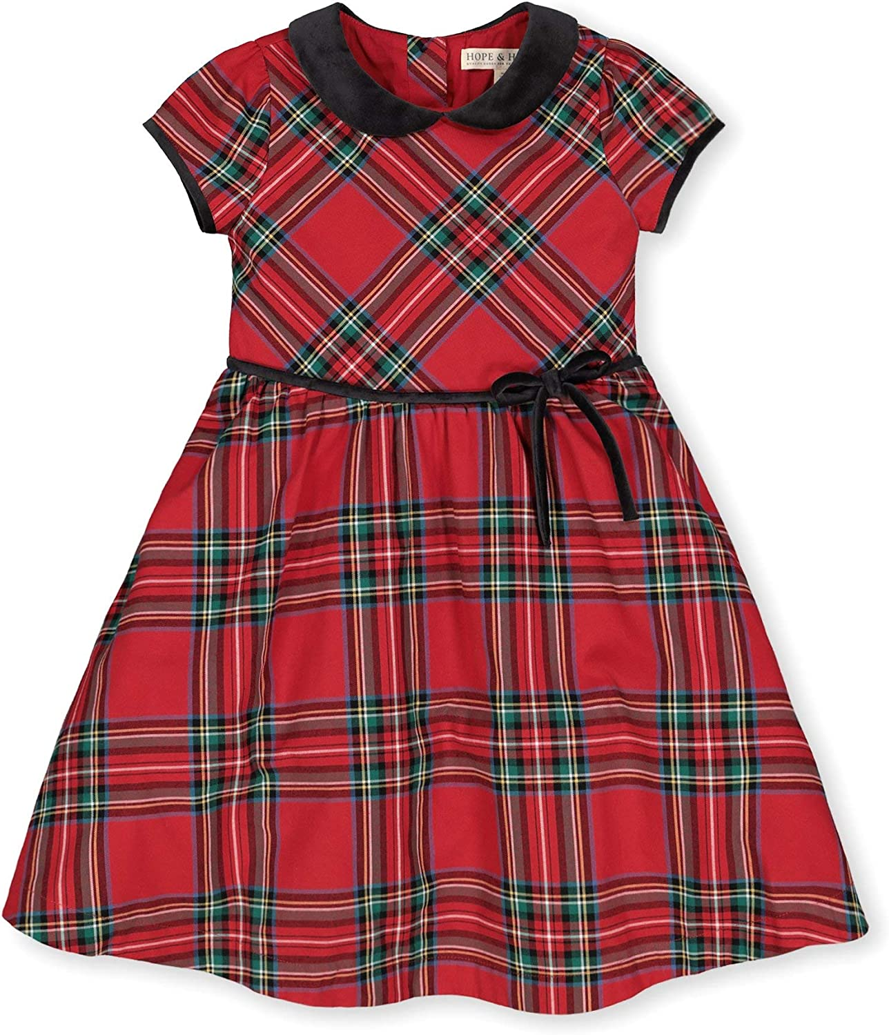 Be super welcome Hope Henry Girls' Short Sleeve Special Pan Washington Mall Peter Coll Occasion