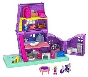 Polly Pocket Pollyville House