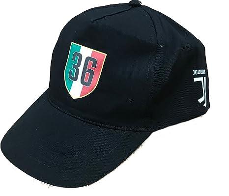 JUVENTUS F.C. - Perseo Trade S.R.L. Cappello Juventus 36 Campioni D Italia  2017-2018 9560559d4de8