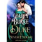 A Duke is Never Enough (The Untouchables: The Spitfire Society Book 2)