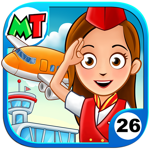 My Town : Airport (Games My)
