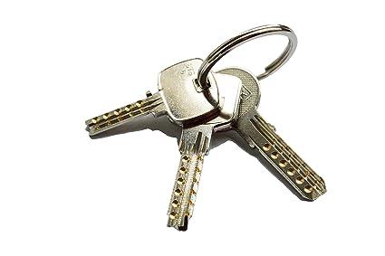 Picklock24 Juego de llaves maestras multipunto v/álidas para cerraduras de Espa/ña II