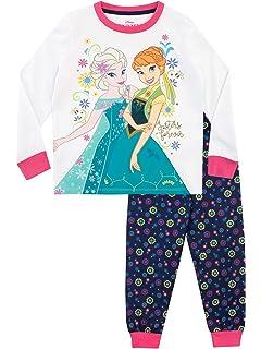 63fc31b2e9 Frozen - Pijama para niñas  Amazon.es  Ropa y accesorios