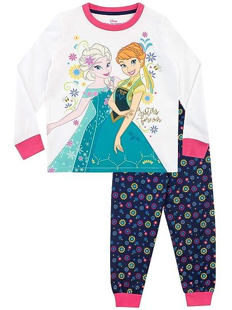 5c289d108e Disney Frozen Anna Elsa Kids Polar Fleece Pijamas    Ropa de dormir