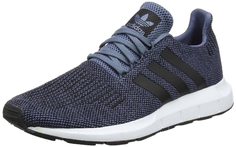 Adidas Swift Run Mens Sneakers Blue B078MNPQNQ 9.5 M US|Navy Blue